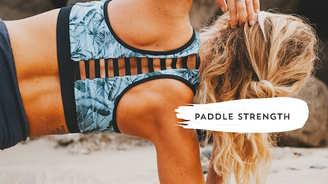 Paddle Strength