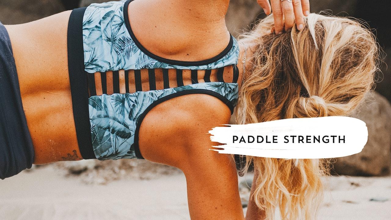 Paddle Strength