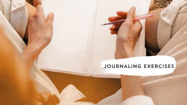 Journaling Exercises