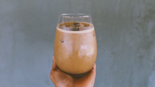 Cold Coffee Smoothie