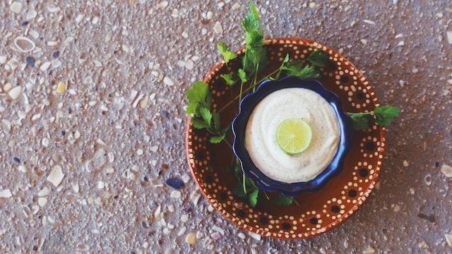 Cashew Lime Dip