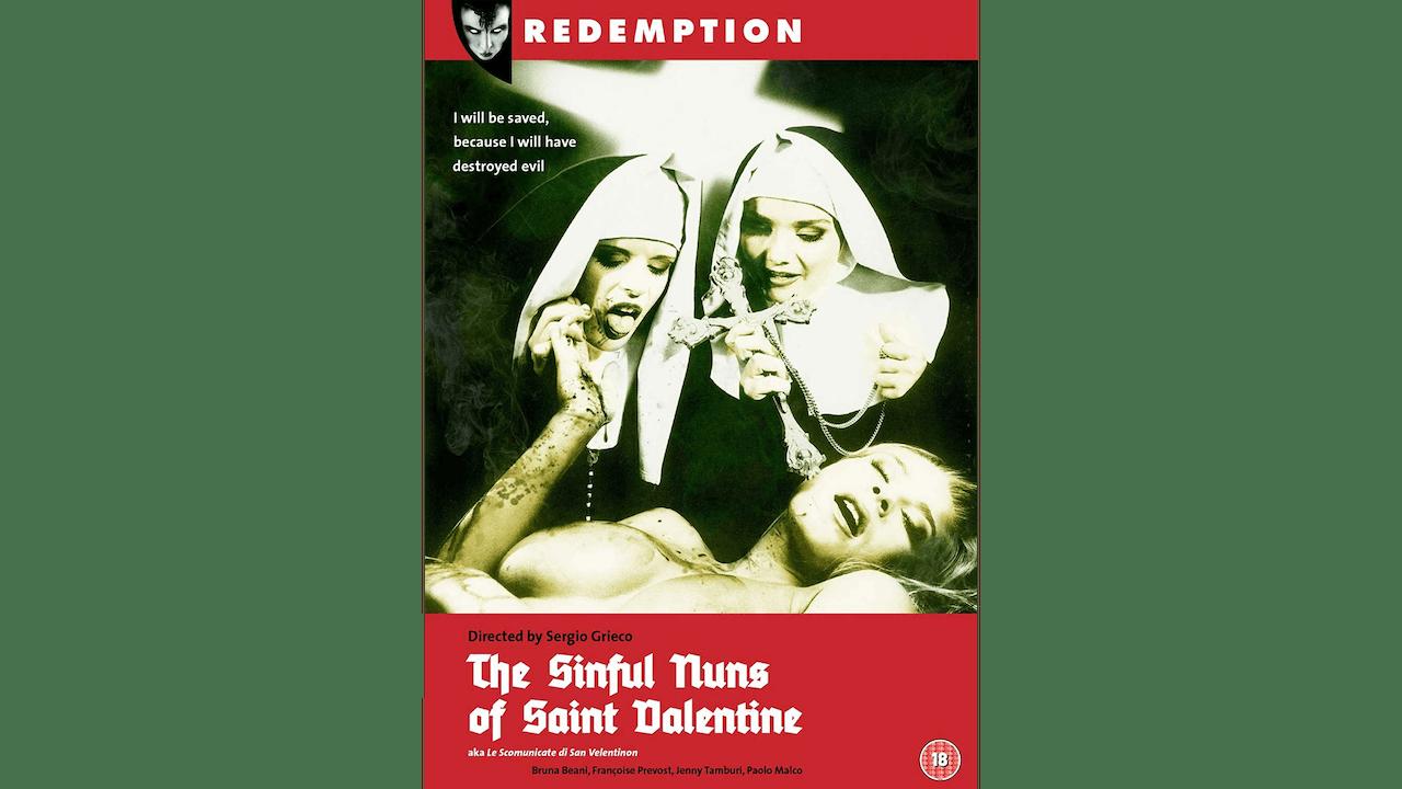 The Sinful Nuns of Saint Valentine