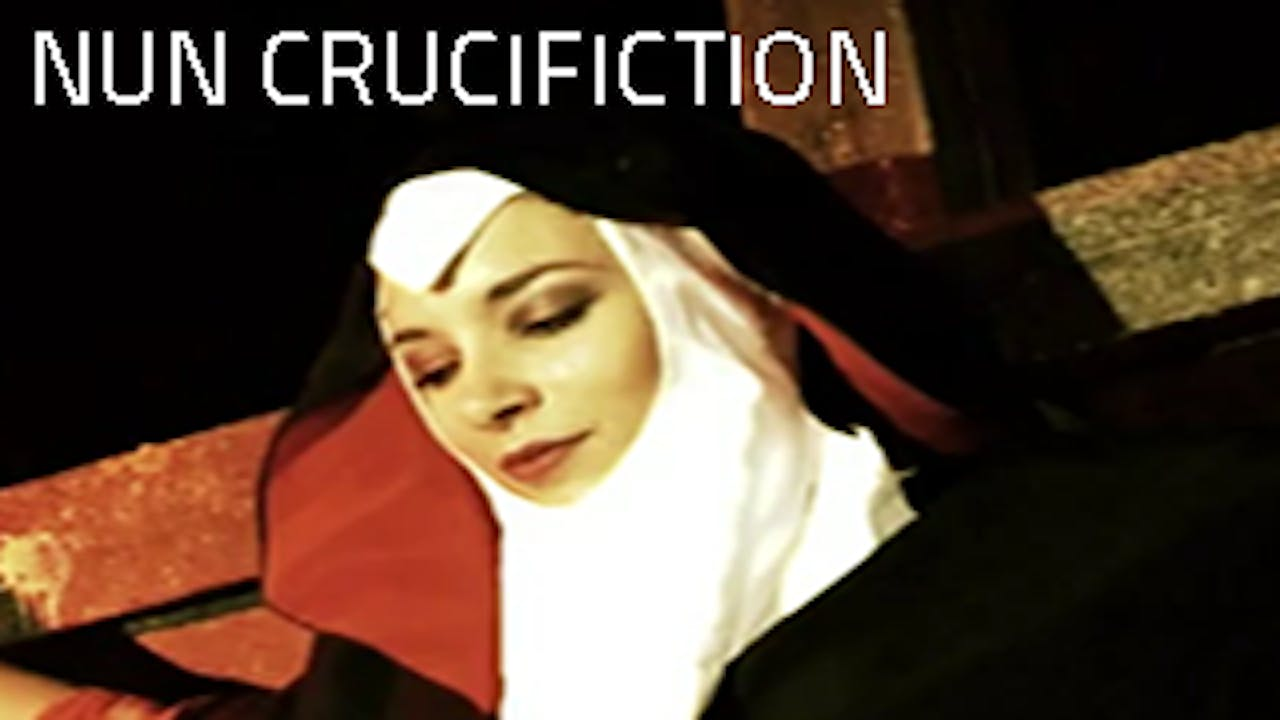 Nun Crucifiction