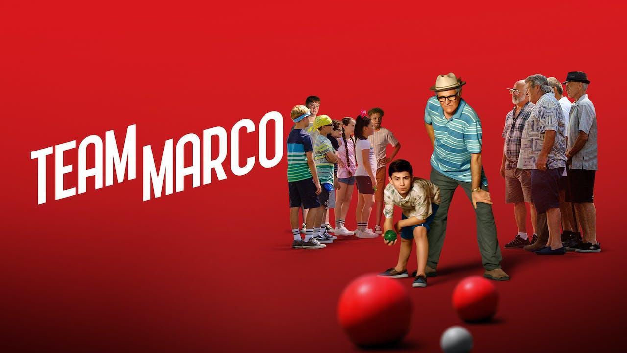 TEAM MARCO - The Moviehouse