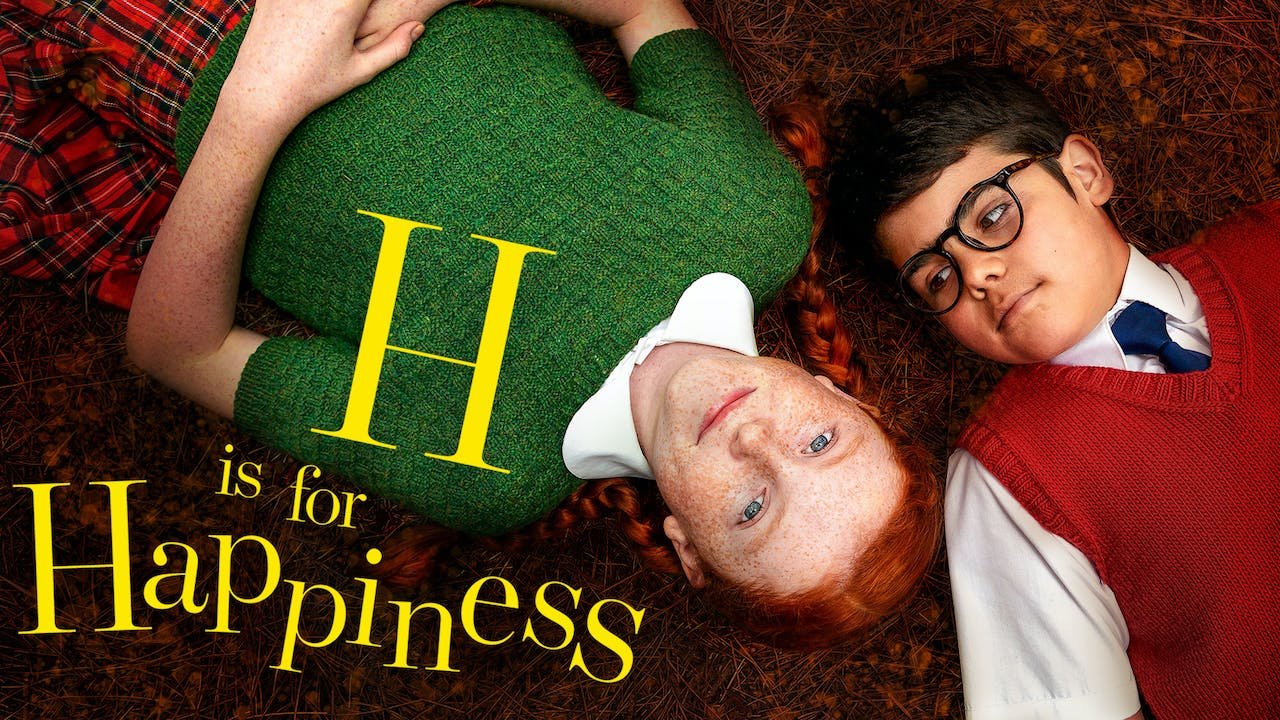 H IS FOR HAPPINESS - No Festival Required