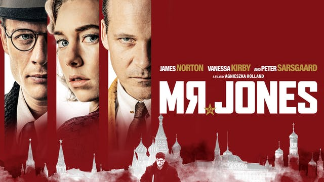 MR. JONES - Naro Cinema