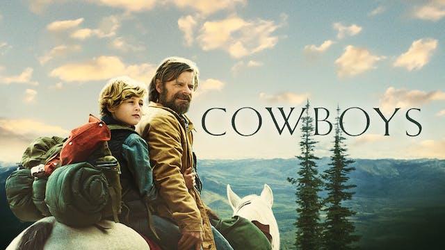 COWBOYS - Alexander Valley Film Society