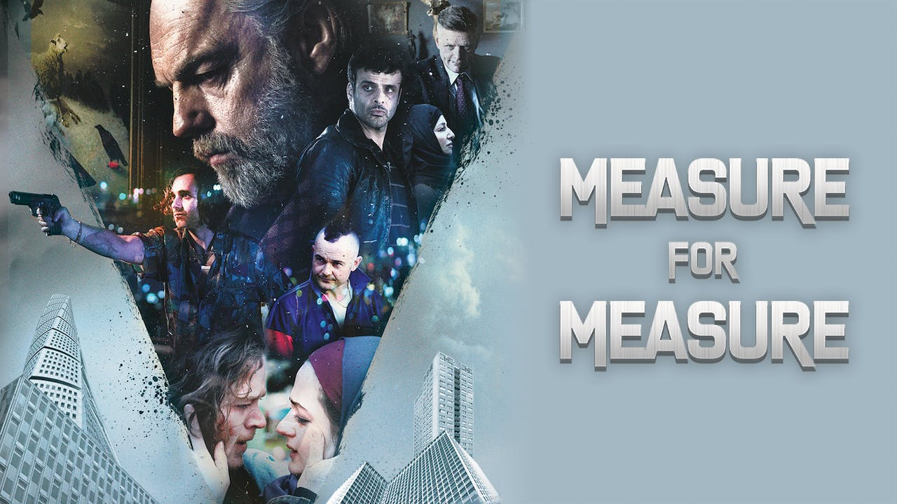 MEASURE FOR MEASURE - Baxter Avenue Theatres