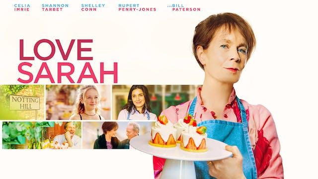 LOVE SARAH - Bozeman Film Society