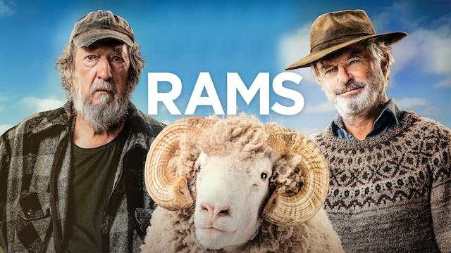 RAMS- The Cary Theater