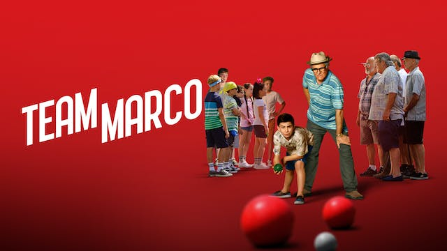 Team Marco - The Senator Theater