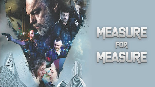 MEASURE FOR MEASURE - Corazon Cinema