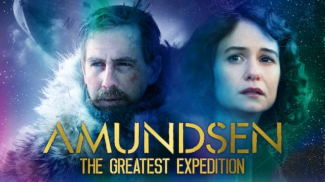 AMUNDSEN - The Cary Theater