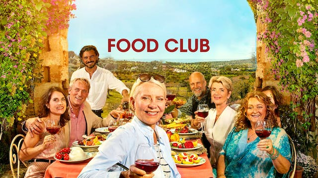 FOOD CLUB - The Cary Theater