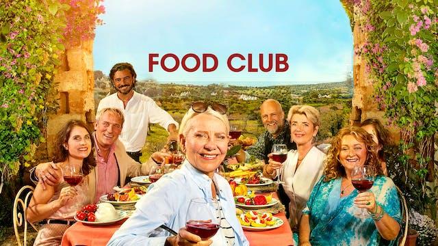 FOOD CLUB - The Cinema Art