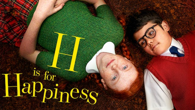 H IS FOR HAPPINESS - The Byrd Theatre