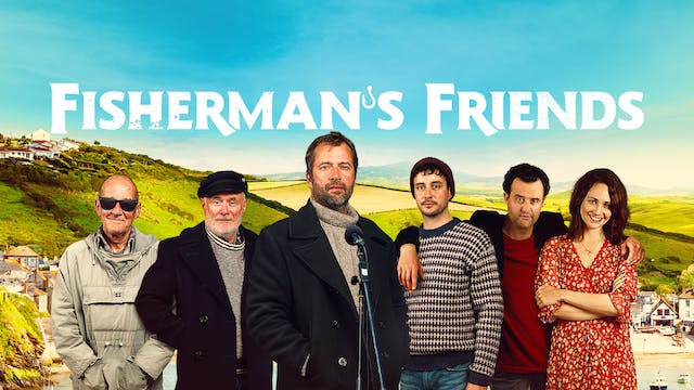 FISHERMAN'S FRIENDS - Cinematique Sofa Series