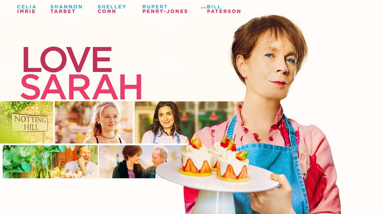 LOVE SARAH - Cameo Art House Theatre