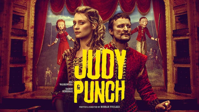 Judy & Punch - Vermont International Film Festival