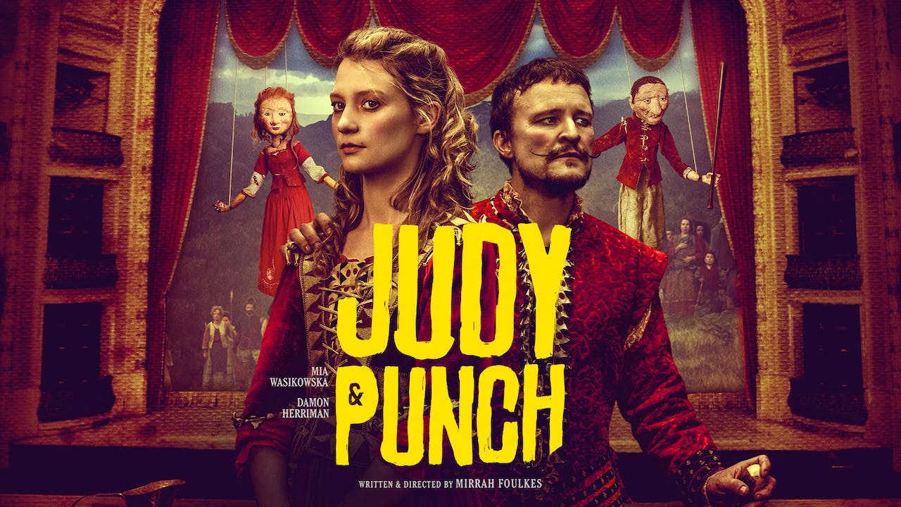 JUDY & PUNCH - The State Theater in Modesto