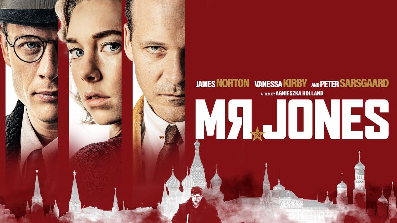 MR. JONES - Tull Family Theater
