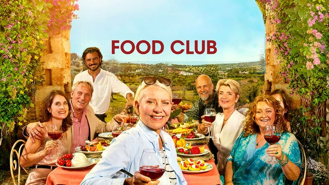 FOOD CLUB - Cinema Society