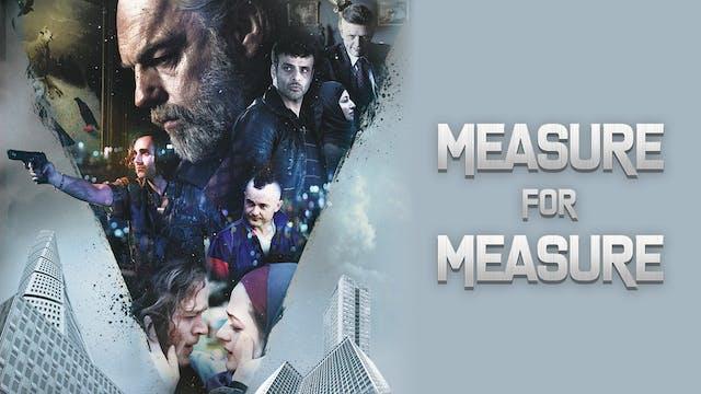 MEASURE FOR MEASURE - The Tampa Theatre