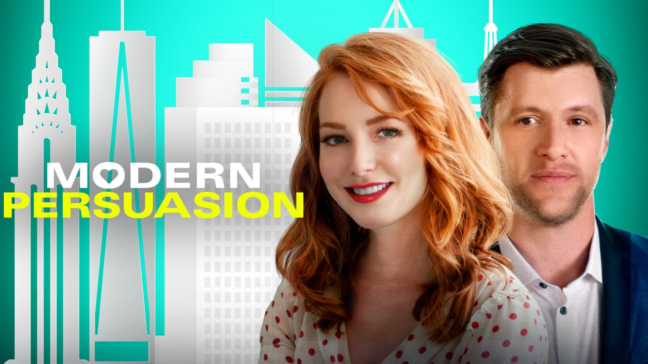 Modern Persuasion - THE NEON
