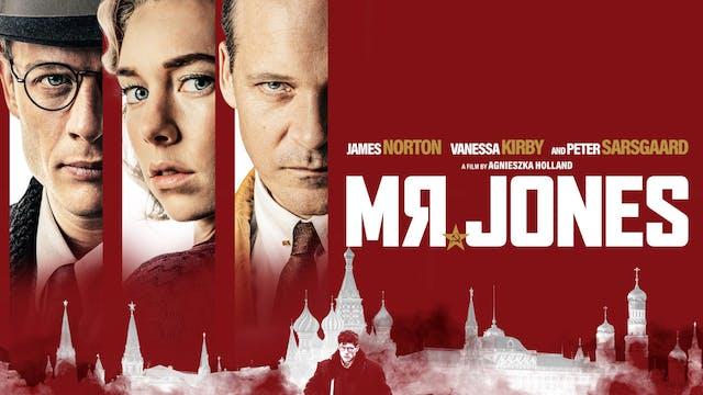 MR. JONES - JxJ Cinema