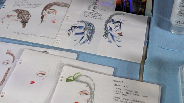 Behind the Proscenium 5: Swan Lake Make-Up