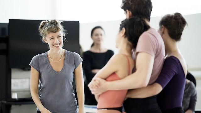 "Cathy Marston, ""Snowblind""  Choreographer Interview"