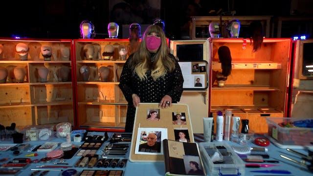 Behind the Proscenium 2: R&J Make-Up