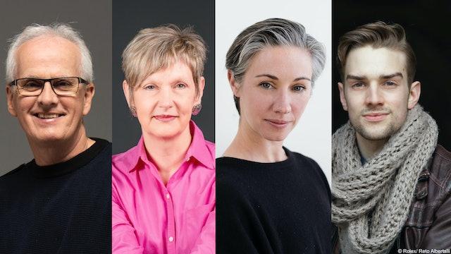 Pointes of View: Helgi Tomasson, Kelly Tweeddale, Myles Thatcher & Danielle Rowe