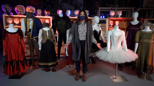 Behind the Proscenium 6: Swan Lake Costumes
