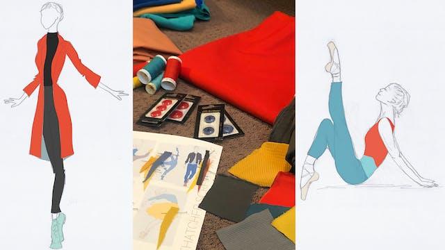 COLORFORMS Costume Design | Color Palette