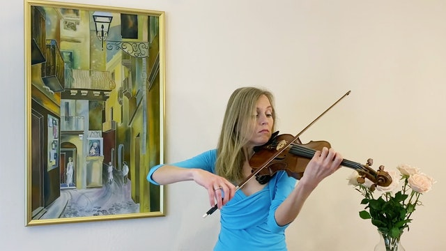 Musicians' Insights: Mariya Borozina on Rhoden's LET'S BEGIN AT THE END
