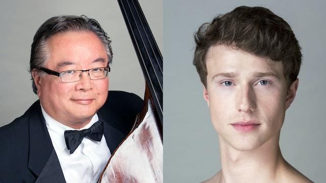 Distant, Yet Connected: Benjamin Freemantle and Shinji Eshima