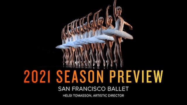 2021 Season Preview Virtual Event