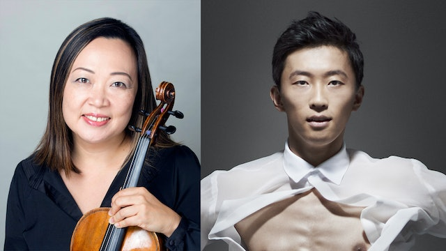 Distant, Yet Connected: Wei Wang and Caroline Lee