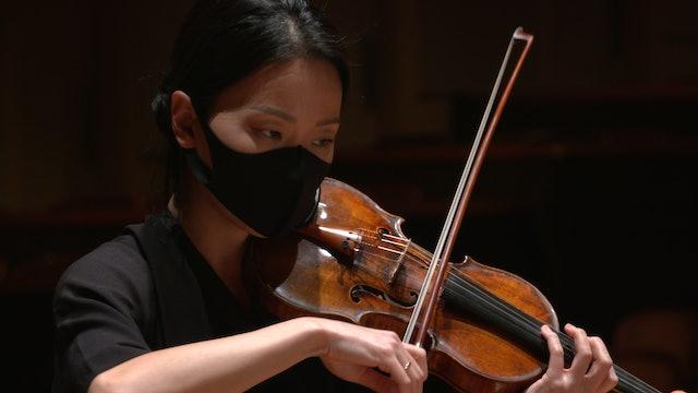 LUDWIG VAN BEETHOVEN: String Trio No. 3 in G major, Opus 9, no.1