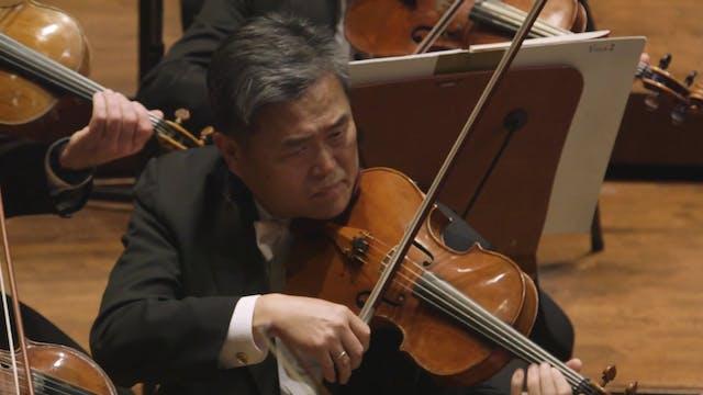 Associate Principal Viola Yun Jie Liu