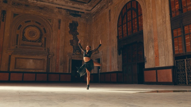 AMBROSE AKINMUSIRE: 'kodo' (2020—digital world premiere)