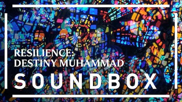 SoundBox: Resilience Digital Program Book (download only)