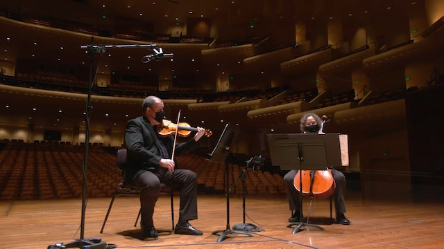 ZOLTÁN KODÁLY: Duo for Violin and Cello, Opus 7