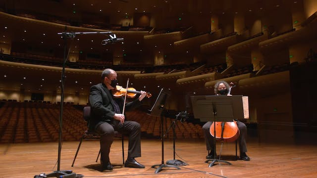 ZOLTÁN KODÁLY: Duo for Violin and Cel...