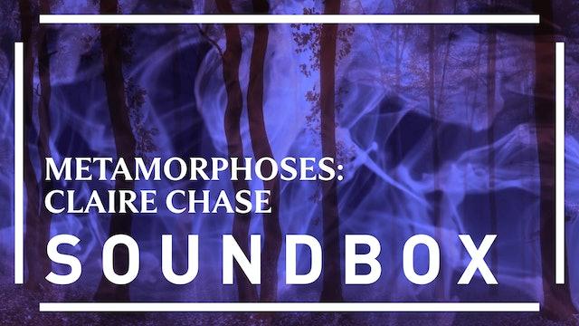 SoundBox: Metamorphoses Digital Program Book (Download Only)