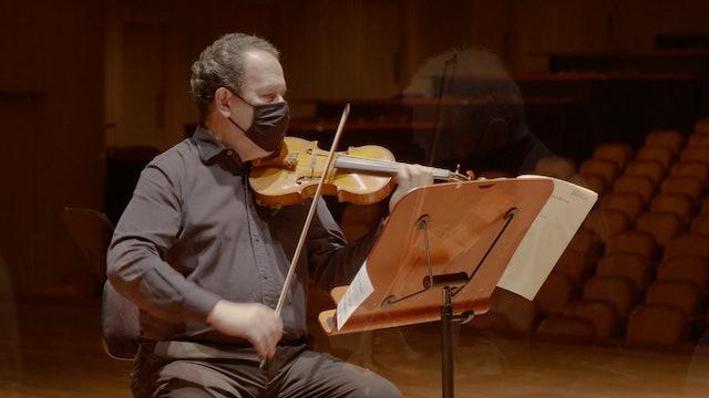 LUDWIG VAN BEETHOVEN: Selections from Serenade in D major, Opus 8