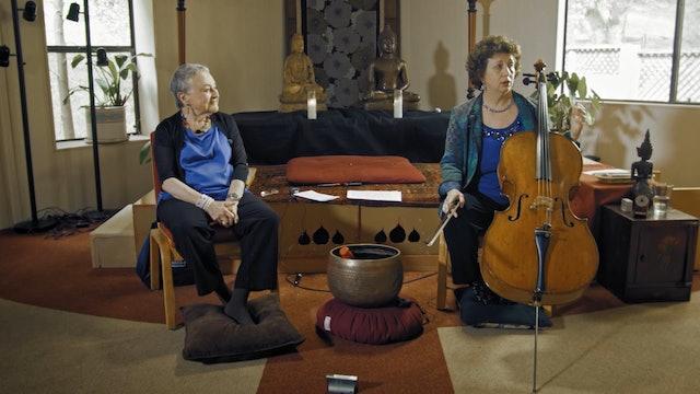 Cellist Barbara Bogatin