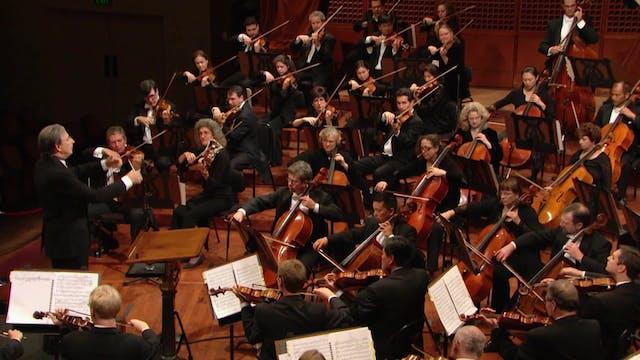 Concertmaster Alexander Barantschik