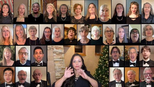A la ru arr. by Robb and Hallelujah Chorus by Handel